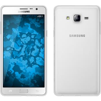 Silicone Case for Samsung Galaxy On7 Slimcase transparent
