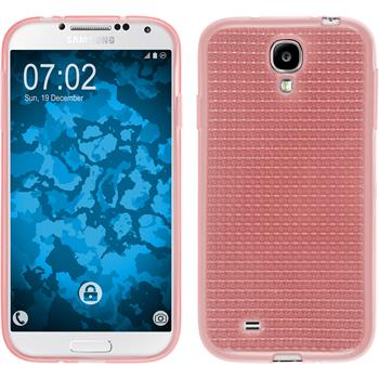 Silicone Case for Samsung Galaxy S4 Iced pink