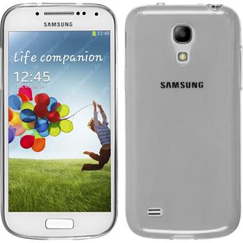 Silicone Case for Samsung Galaxy S4 Mini Slimcase transparent