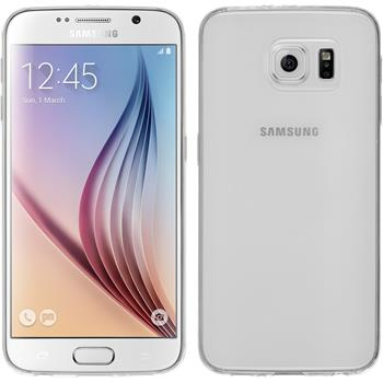 Silicone Case for Samsung Galaxy S6 Slimcase transparent