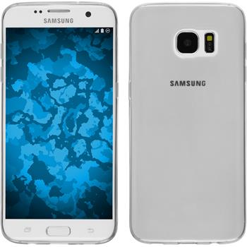 Silicone Case for Samsung Galaxy S7 Edge Slimcase transparent