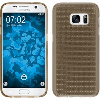 Silicone Case for Samsung Galaxy S7 Iced gray
