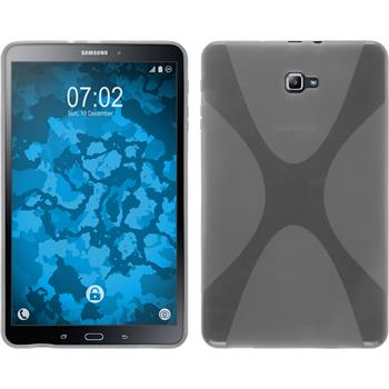 Silicone Case for Samsung Galaxy Tab A 10.1 (2016) X-Style transparent