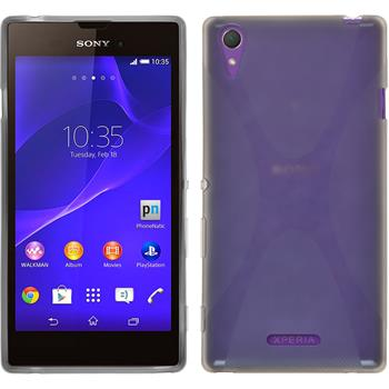 Silicone Case for Sony Xperia Style X-Style gray