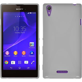 Silicone Case for Sony Xperia Style X-Style white