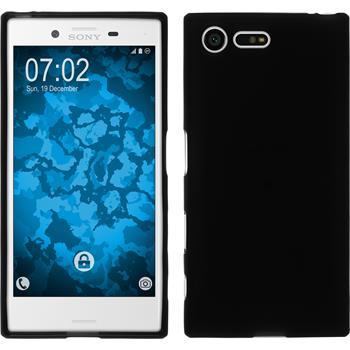 Silicone Case for Sony Xperia X Compact matt black
