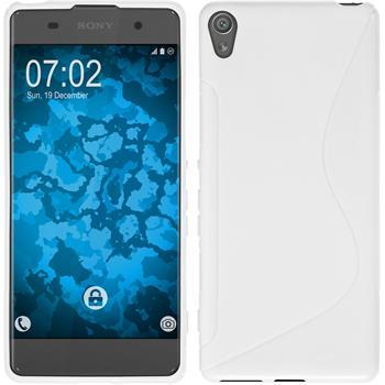 Silicone Case for Sony Xperia XA S-Style white