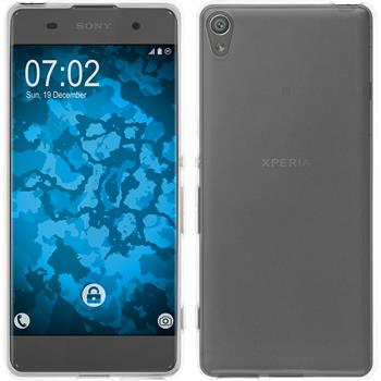 Silicone Case for Sony Xperia XA transparent Crystal Clear