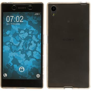 Silicone Case for Sony Xperia Z5 360° Fullbody gold