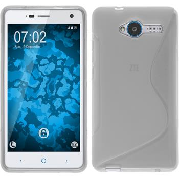 Silicone Case for ZTE Blade L3 S-Style transparent
