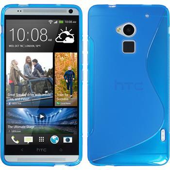 Silikon Hülle One Max S-Style blau