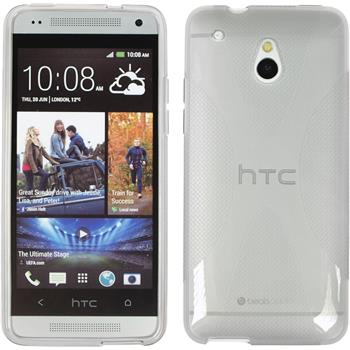 Silicone Case for HTC One Mini X-Style gray