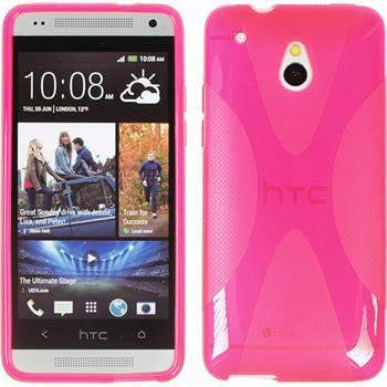 Silikon Hülle One Mini X-Style pink