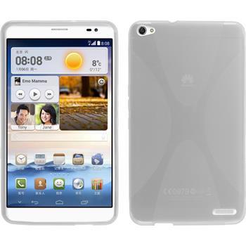 Silikon Hülle MediaPad X1 X-Style clear