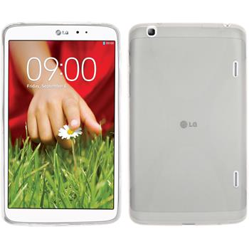 Silicone Case for LG G Pad 8.3 X-Style transparent