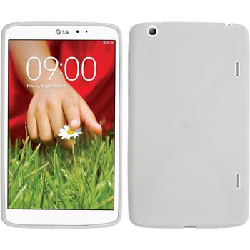 Silicone Case for LG G Pad 8.3 X-Style white