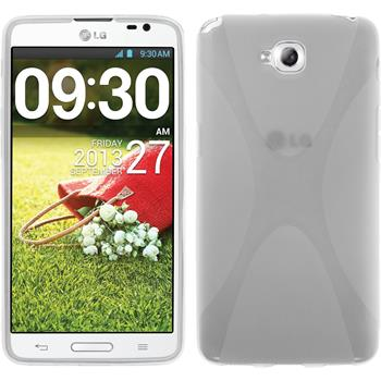Silikonhülle für LG G Pro Lite X-Style clear