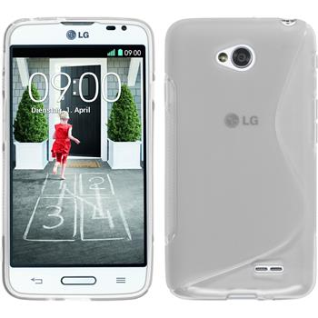 Silicone Case for LG L70 S-Style transparent