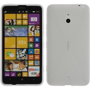 Silikon Hülle Lumia 1320 X-Style clear