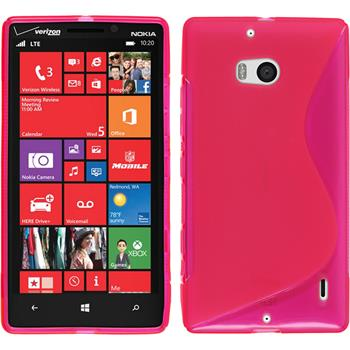 Silicone Case for Nokia Lumia 930 S-Style hot pink