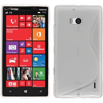 Silikon Hülle Lumia 930 S-Style clear