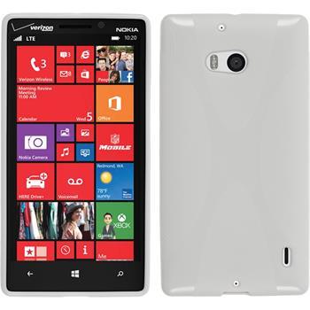 Silikon Hülle Lumia 930 X-Style weiß