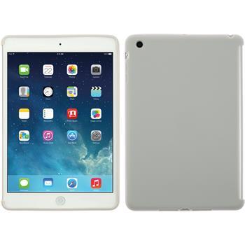 Silikon Hülle iPad Mini 3 2 1 matt grau