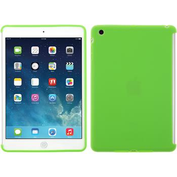 Silicone Case for Apple iPad Mini 3 2 1 matt green