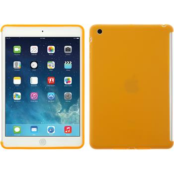 Silikon Hülle iPad Mini 3 2 1 matt orange