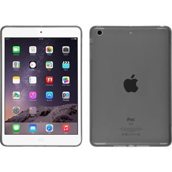 Silikon Hülle iPad Mini 3 2 1 X-Style grau