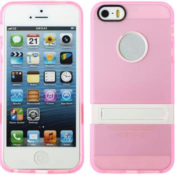 Silicone Case for Apple iPhone 5 / 5s  pink