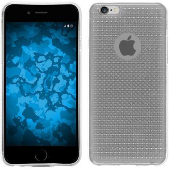 Silikonhülle für Apple iPhone 5 / 5s / SE Iced clear