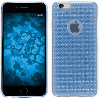 Silikon Hülle iPhone 5 / 5s / SE Iced hellblau