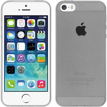 Silikonhülle für Apple iPhone 5 / 5s / SE Slimcase clear