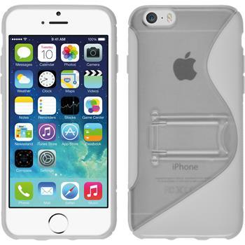 Silikon Hülle iPhone 6s / 6  weiß