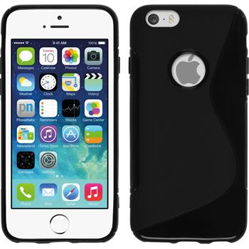 Silikonhülle für Apple iPhone 6s / 6 S-Style schwarz
