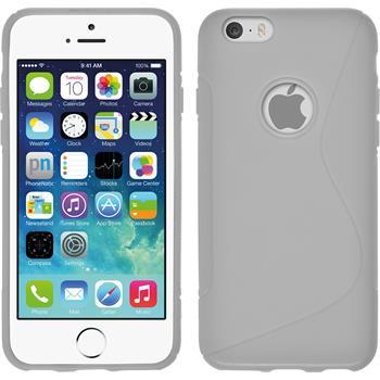 Silikonhülle für Apple iPhone 6s / 6 S-Style weiß