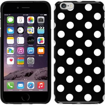 Silikon Hülle iPhone 6 Plus / 6s Plus Polkadot
