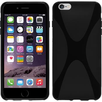 Silikon Hülle iPhone 6 Plus / 6s Plus X-Style