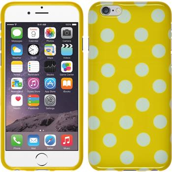 Silikon Hülle iPhone 6s / 6 Polkadot Design:04