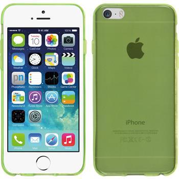 Silikon Hülle iPhone 6s / 6 Slimcase grün
