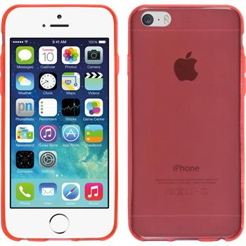 Silikon Hülle iPhone 6s / 6 Slimcase rot