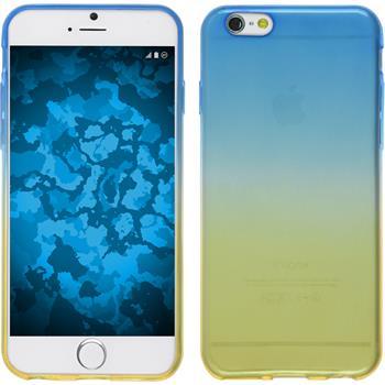 Silikon Hülle iPhone 6s / 6 Ombrè Design:02