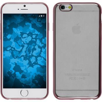 Silikon Hülle iPhone 6s / 6 Slim Fit pink