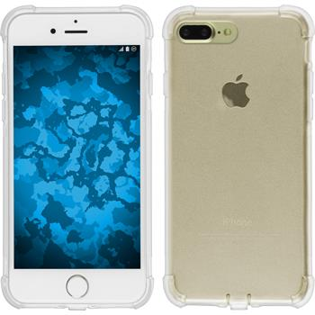 Silikonhülle für Apple iPhone 7 Plus Shock-Proof clear