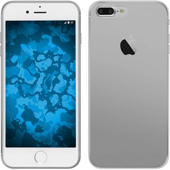 Silikonhülle für Apple iPhone 7 Plus Slimcase clear