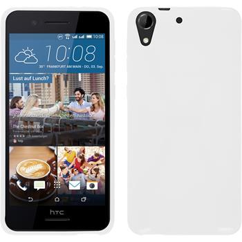 Silikonhülle für HTC Desire 728 X-Style weiß