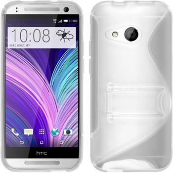 Silikonhülle für HTC One Mini 2  clear
