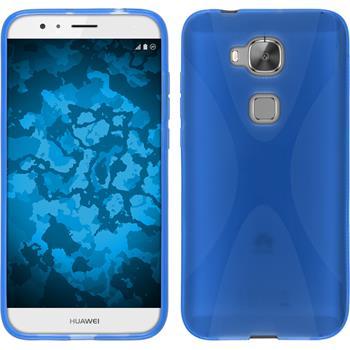 Silikon Hülle G8 X-Style blau