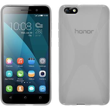 Silikon Hülle Honor 4x X-Style clear